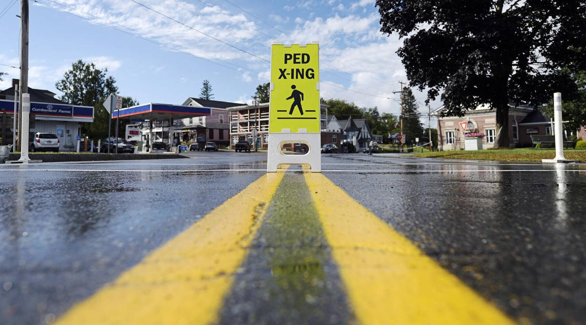 Town Tests Traffic Controls With 'Pop Up' Project