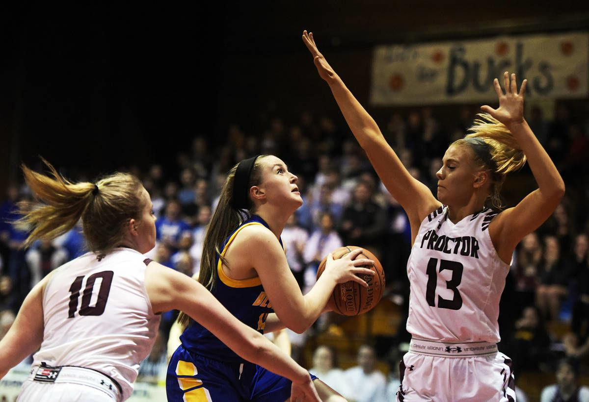 Vt. D-IV girls semifinal: Phantoms lock down Bucks, reach first final since 2015