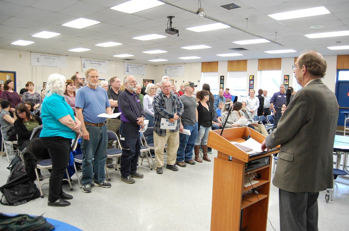 Act 46 Merger Affects Voting For LRUHS Board Members