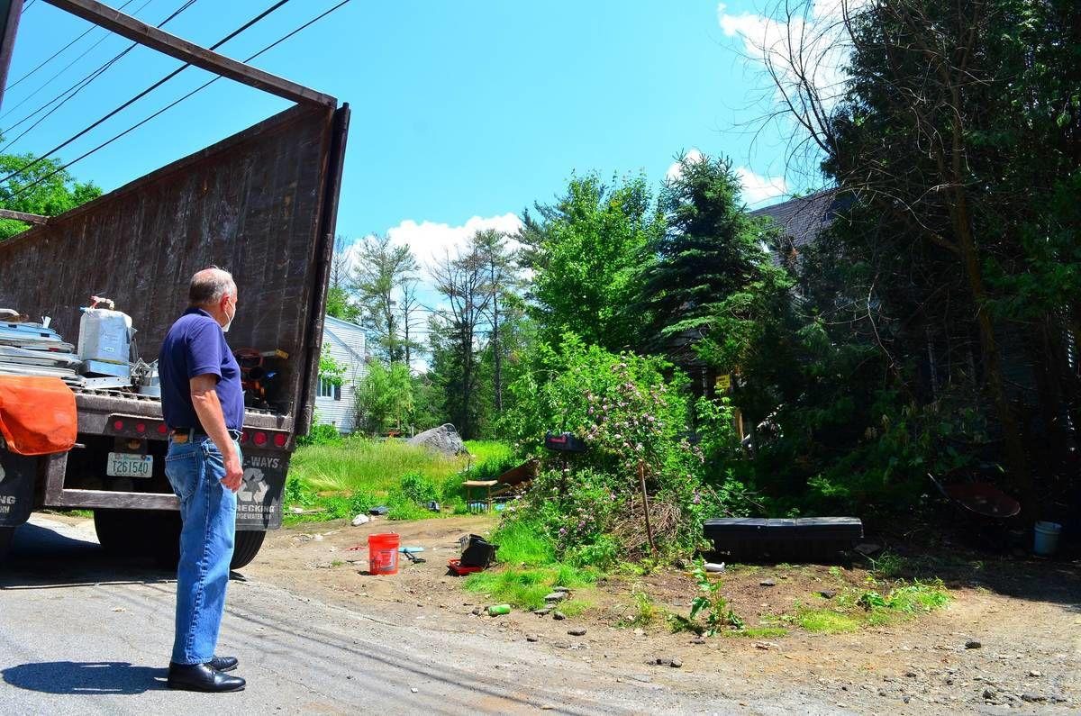 Littleton:Town Granted Court Order To Clean Up House Yard