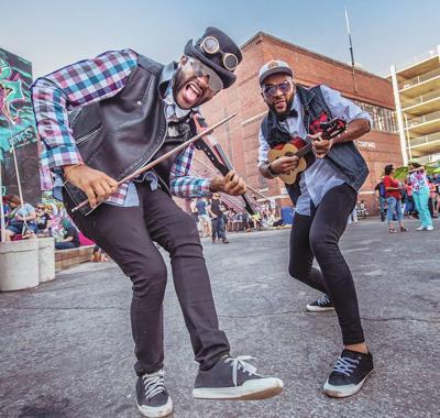 From Brazil To St. Johnsbury: B2Wins To Rock Levitt Amp Sunday