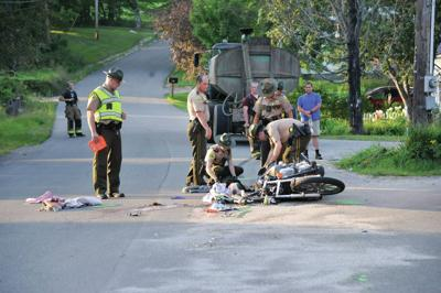 Motorcyclist Dies From Injuries Suffered In Crash