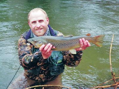 Vermont Trout Season Opens April 13 | News