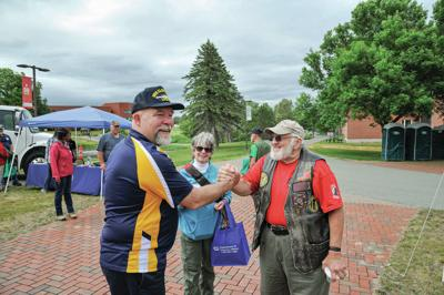 Prouty Beach Event Aims To Give Voice To Veterans