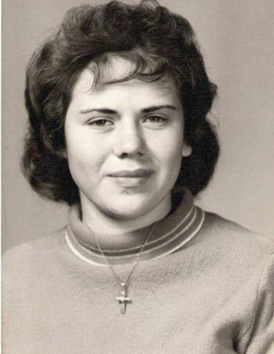 Georgianna (Georgie) Robichaud Obituary