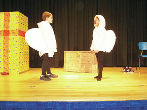 Stratford students perform Tales of Hans Christian Andersen
