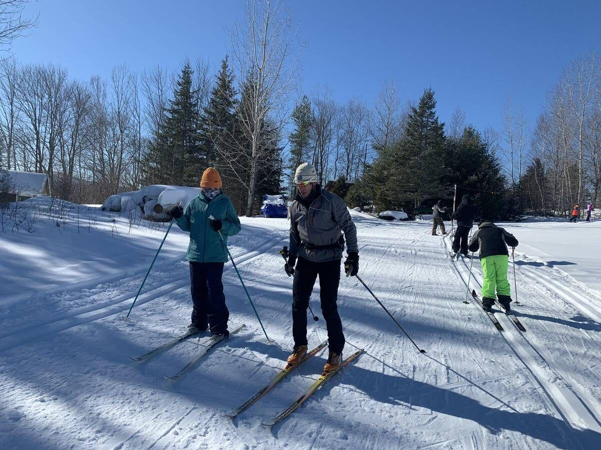 Donation Keeps Danville School Nordic Program Cruising