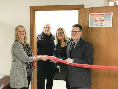 Local Officials Celebrate Technical Upgrades For Caledonia Children's Advocacy Center