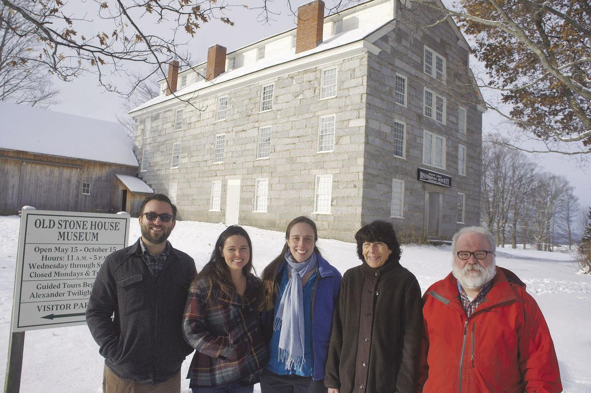 Old Stone House Launches Year-long Alexander Twilight Celebration