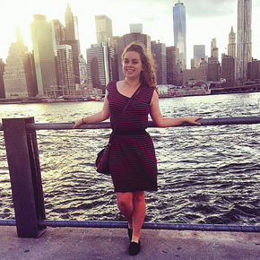 Local Resident Completes Summer In New York City