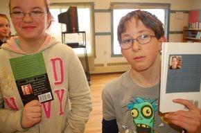 Newark Middle Schoolers Publish Novels