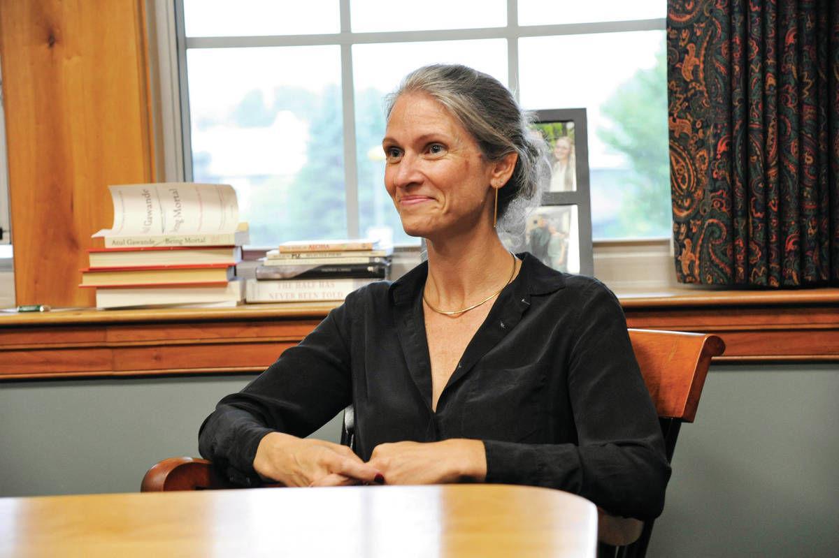 Northeast KingdomSt. Johnsbury Academy Names First Woman Headmaster
