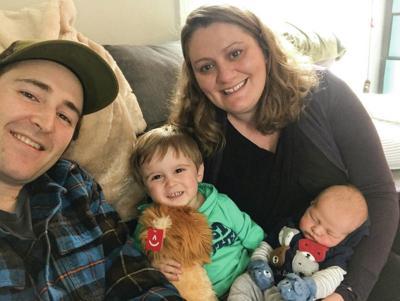 Austin William Duckett Is Born