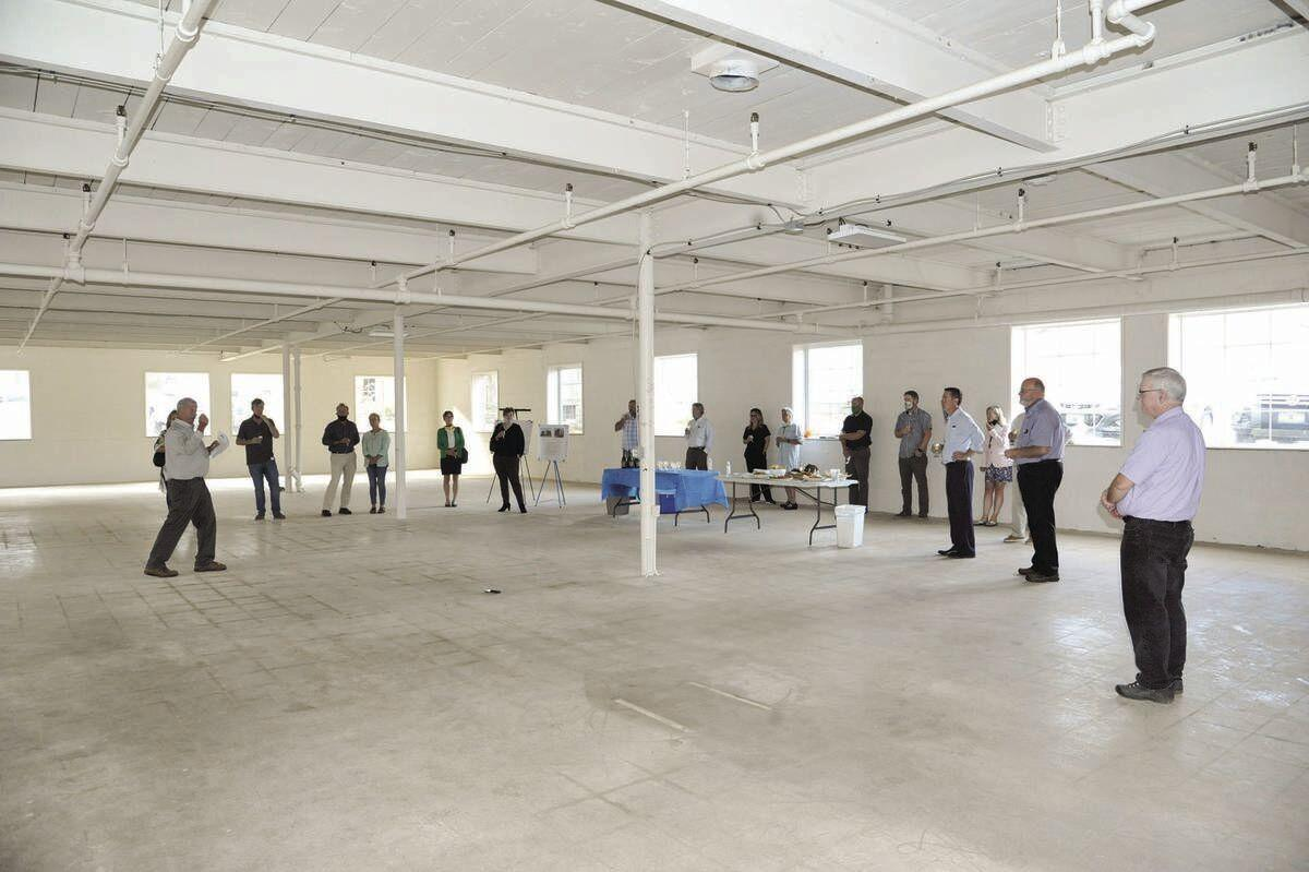 Local Leaders Highlight Developments Downtown
