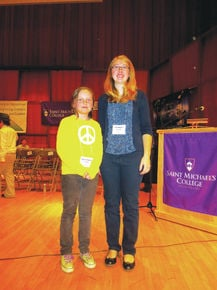 Kirby students hold spelling bee
