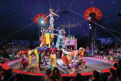 Circus Smirkus Launches 'Take Stake in Our Future: The Campaign for the Big Top Tour'