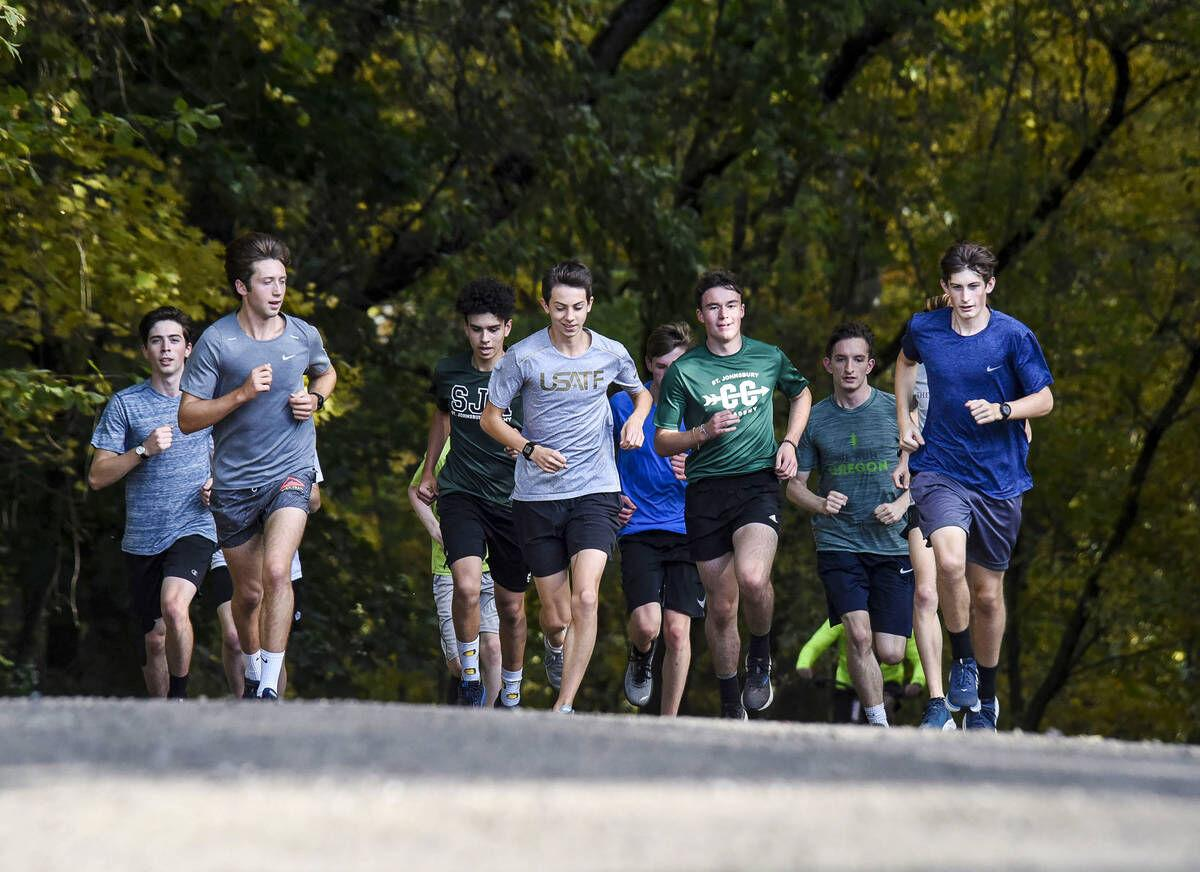 H.S. Cross Country: St. J Primed To Make Run At Title