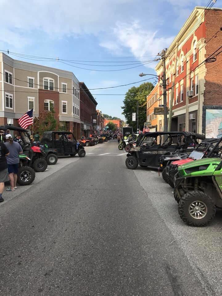 Newport City Voters Want ATVs Downtown