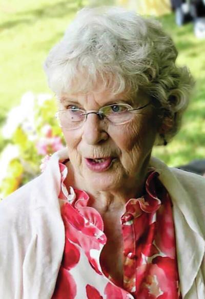 Ellen Bailey Edwards - Obituary