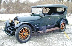 Cody's Car Talk: The 1916 Cadillac Type 53