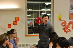 Lunar New Year At Lyndon Institute