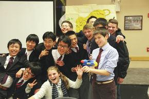 St. Johnsbury Academy Celebrates 25 Years Of Hosting Kaijo Gakuen Students