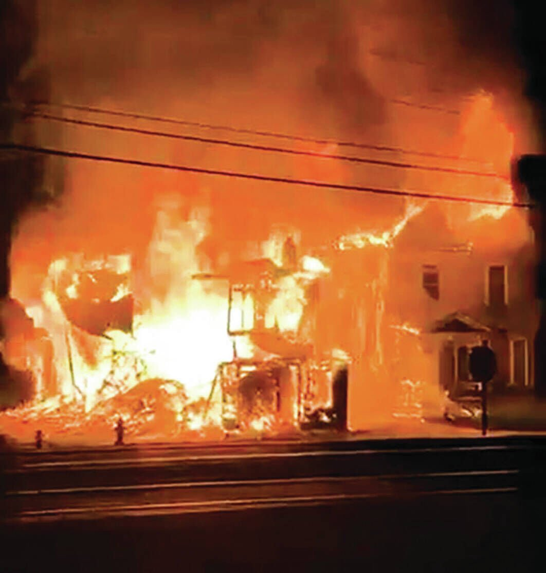 Authorities Continue Search For Arsonist To Blame For NEK Fire