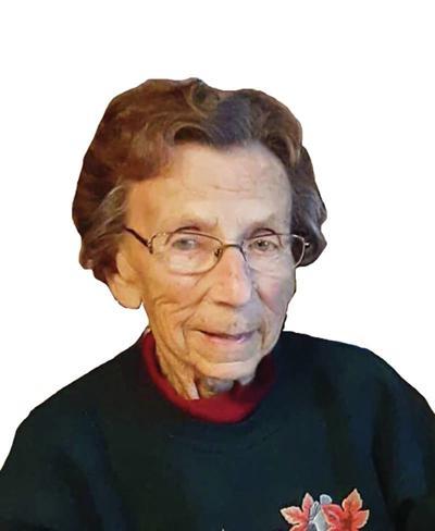 Sylvia Patten - Obituary