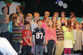 Lancaster School holds annual Holiday Concert