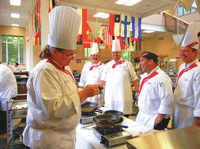Localvore Competition, Intensive Education At Sodexo Northeast Campus Services' Culinary Achievement Forum