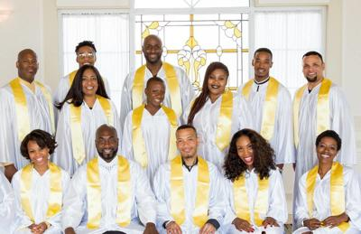 NYC's Inspirational Singers Perform at Highland Center for the Arts on MLK Weekend