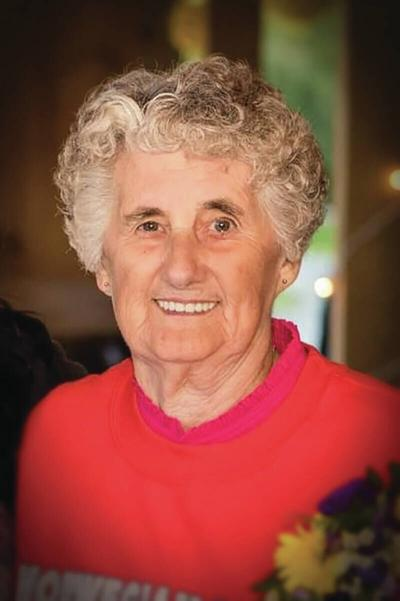 Florence F. Colby Obituary