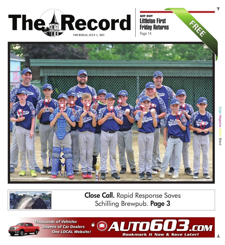 Littleton Record, July 1, 2021