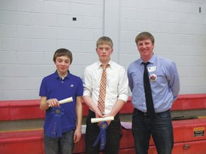 Brighton Eighth Graders Qualify For Nationals In D.C.