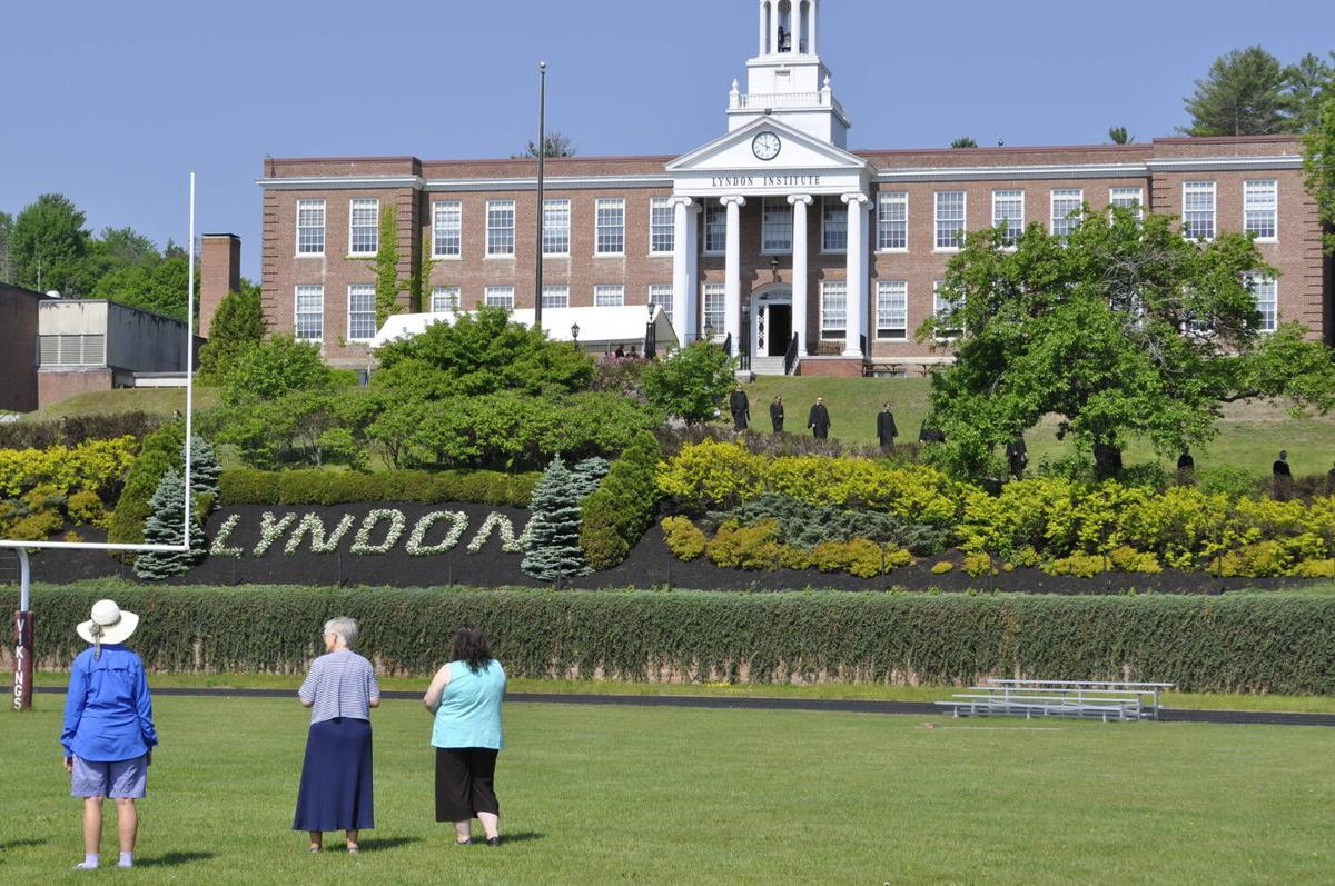 Lyndon Institute Sends Off 99 Grads In Unmasked Ceremony