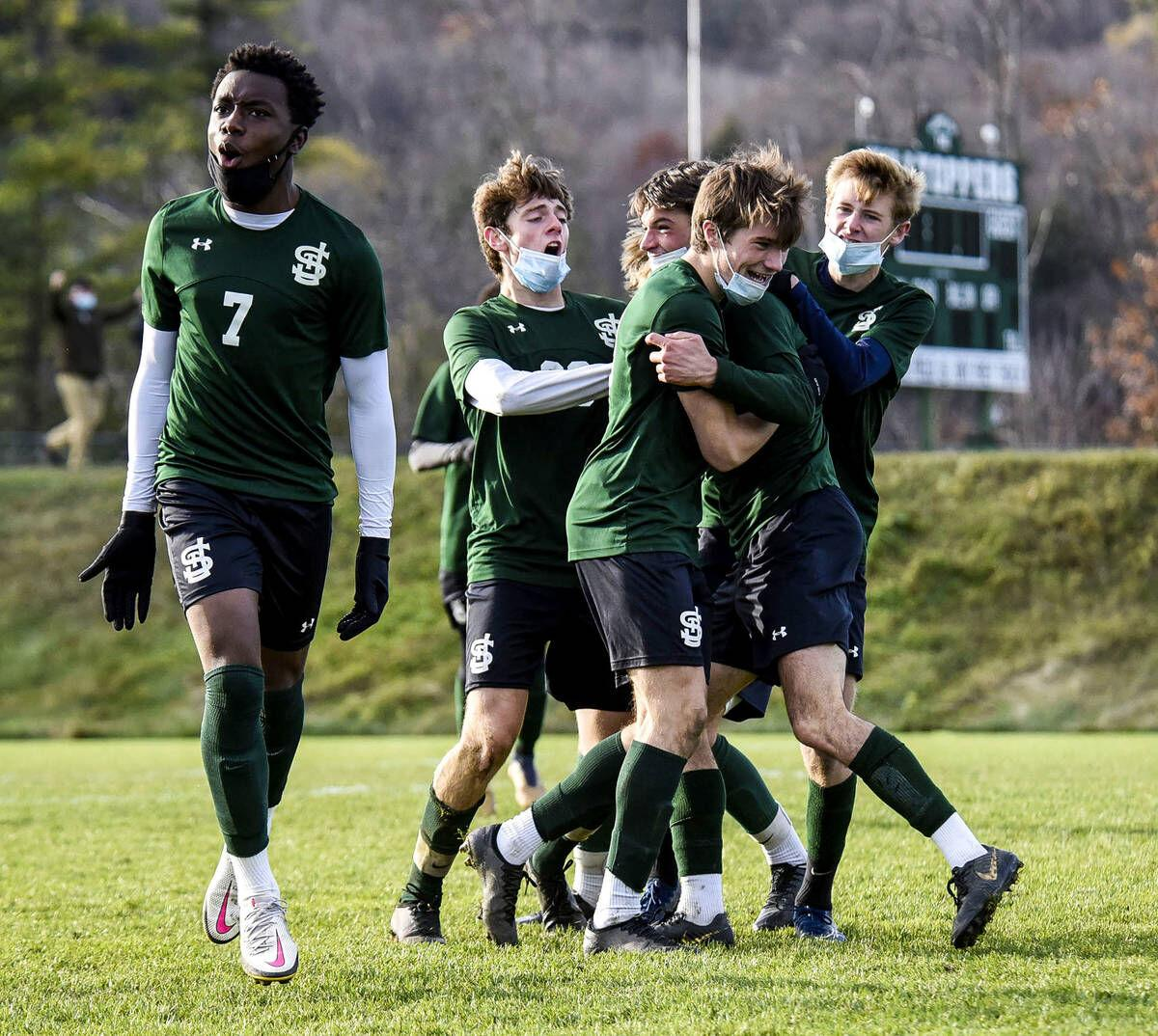 H.S. Soccer: Slew Of Semifinal Clashes On Tap