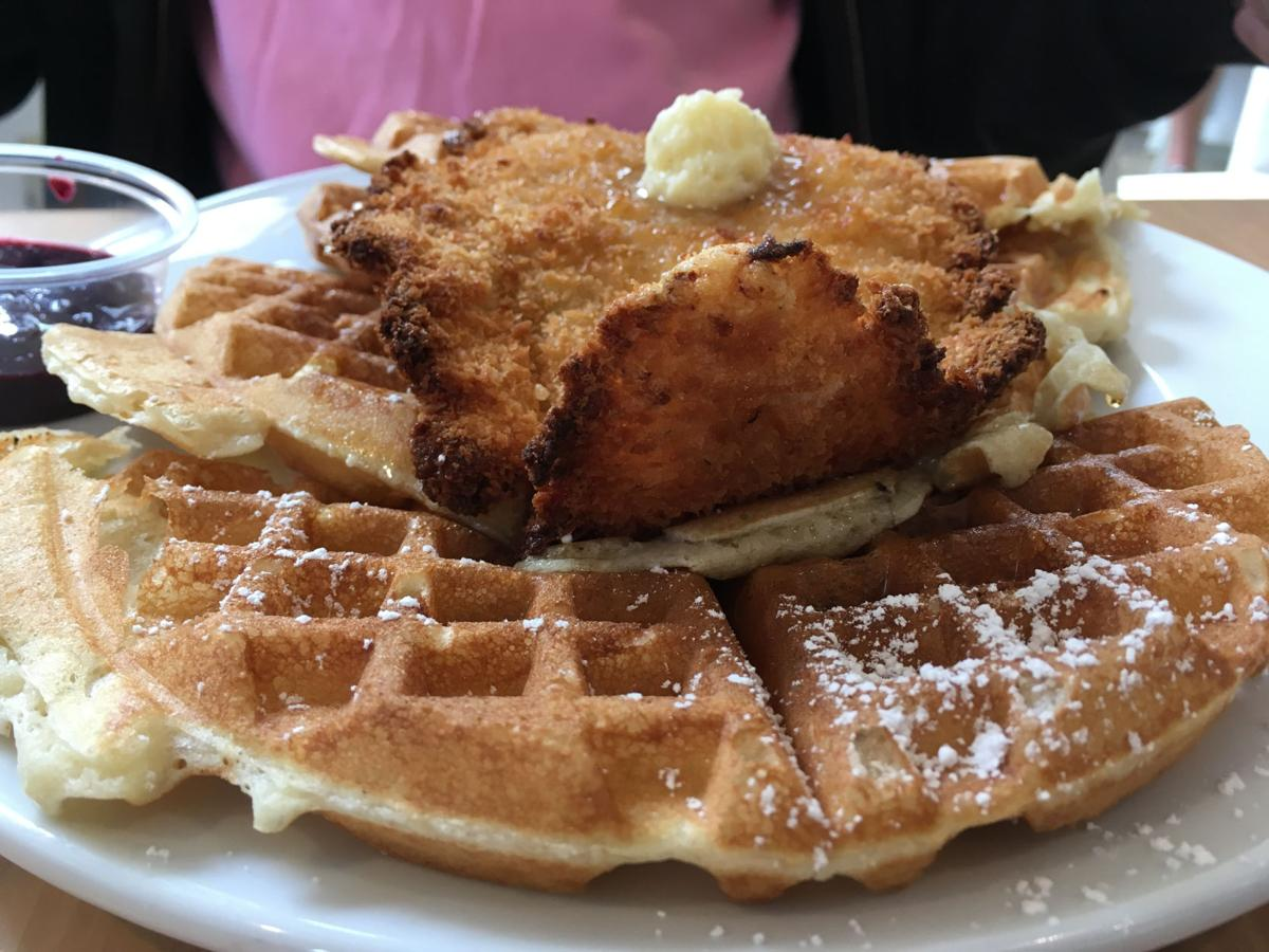 Chicken and waffles, anyone?