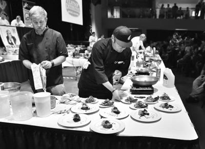 Tickets on sale for Iron Chef Goes Coastal
