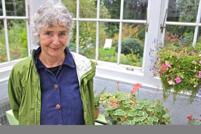 Beth Holland puts the 'culture' in 'horticulture'
