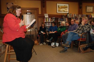 Writers Read Celebration