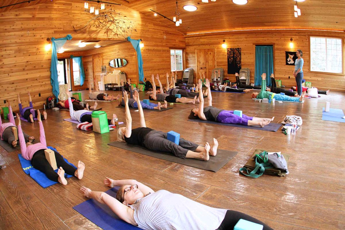 Yoga festival offers upcoming weekend of workshops with renowned instructors