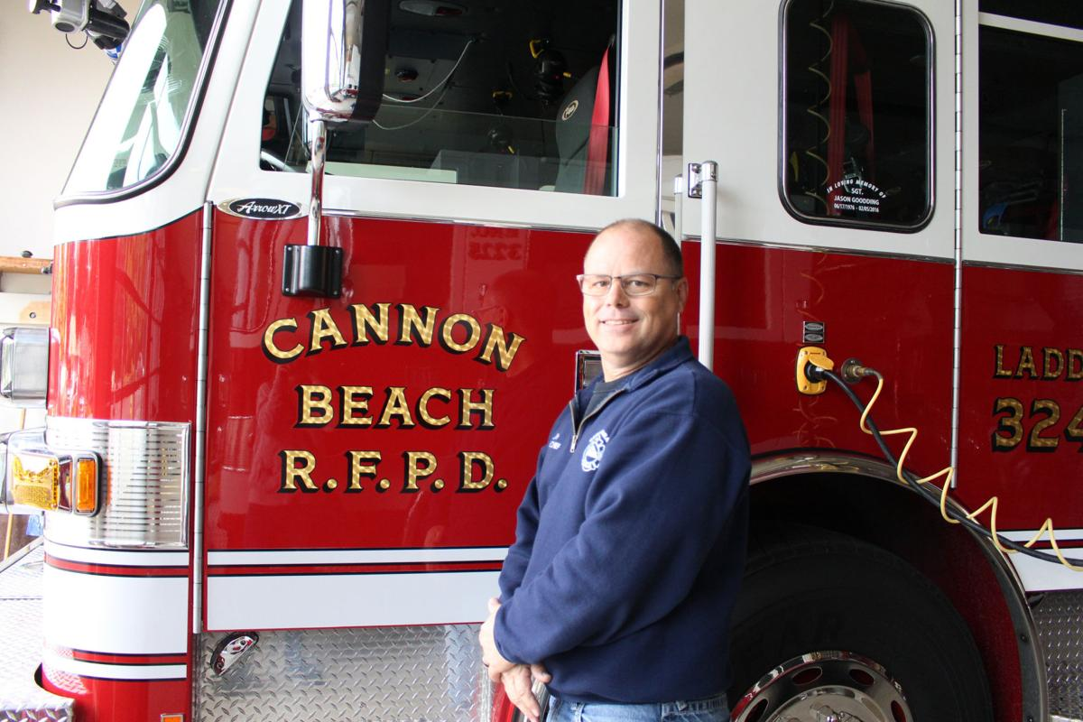 New Cannon Beach fire chief wants to bring out potential