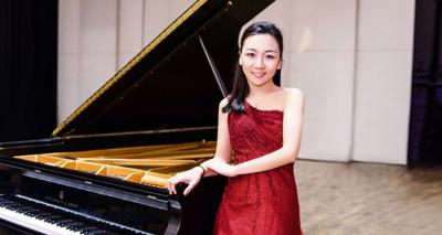 'Rising star' pianist Xiaohui Yang performs in Cannon Beach