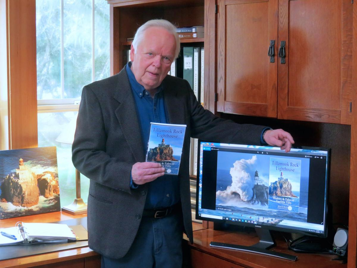 Book captures perils, legends of iconic lighthouse