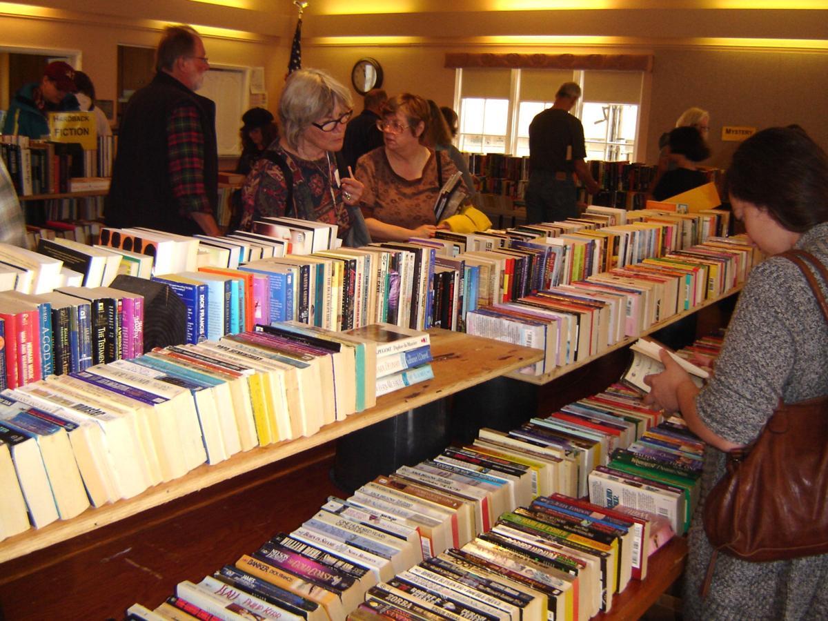 Manzanita book sale returns Memorial Day weekend