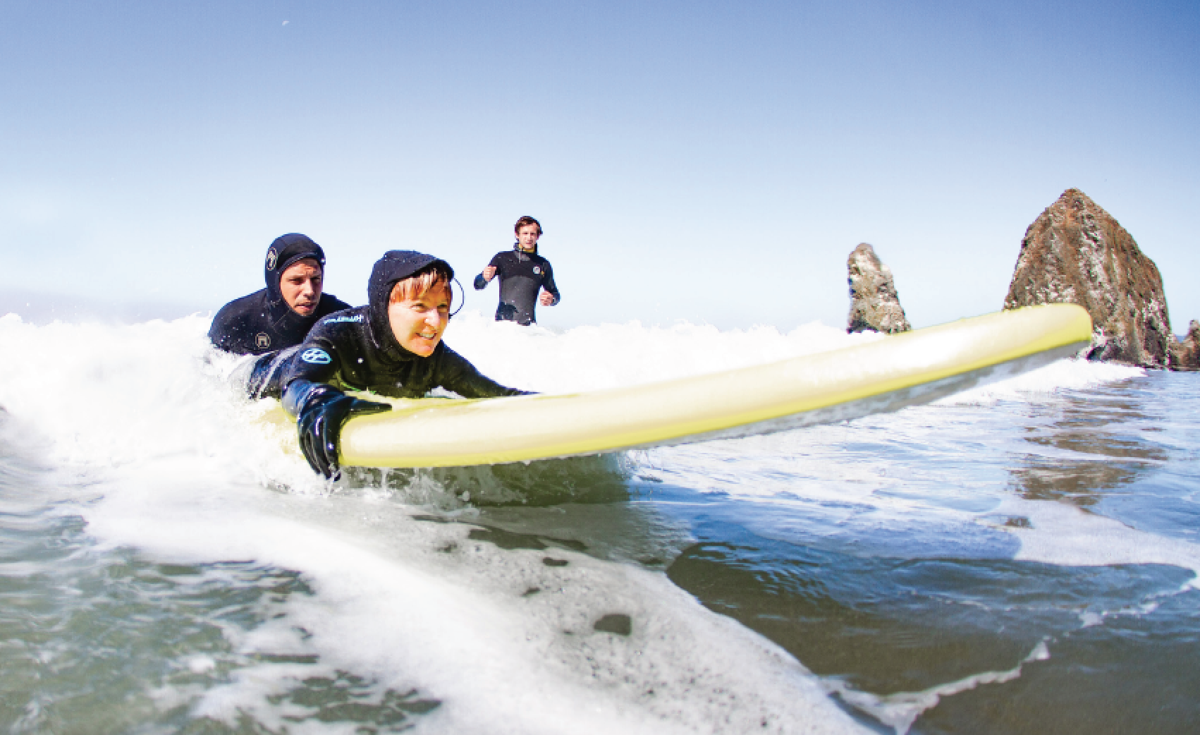 Bahama Boards offers adaptive surf lessons for vets