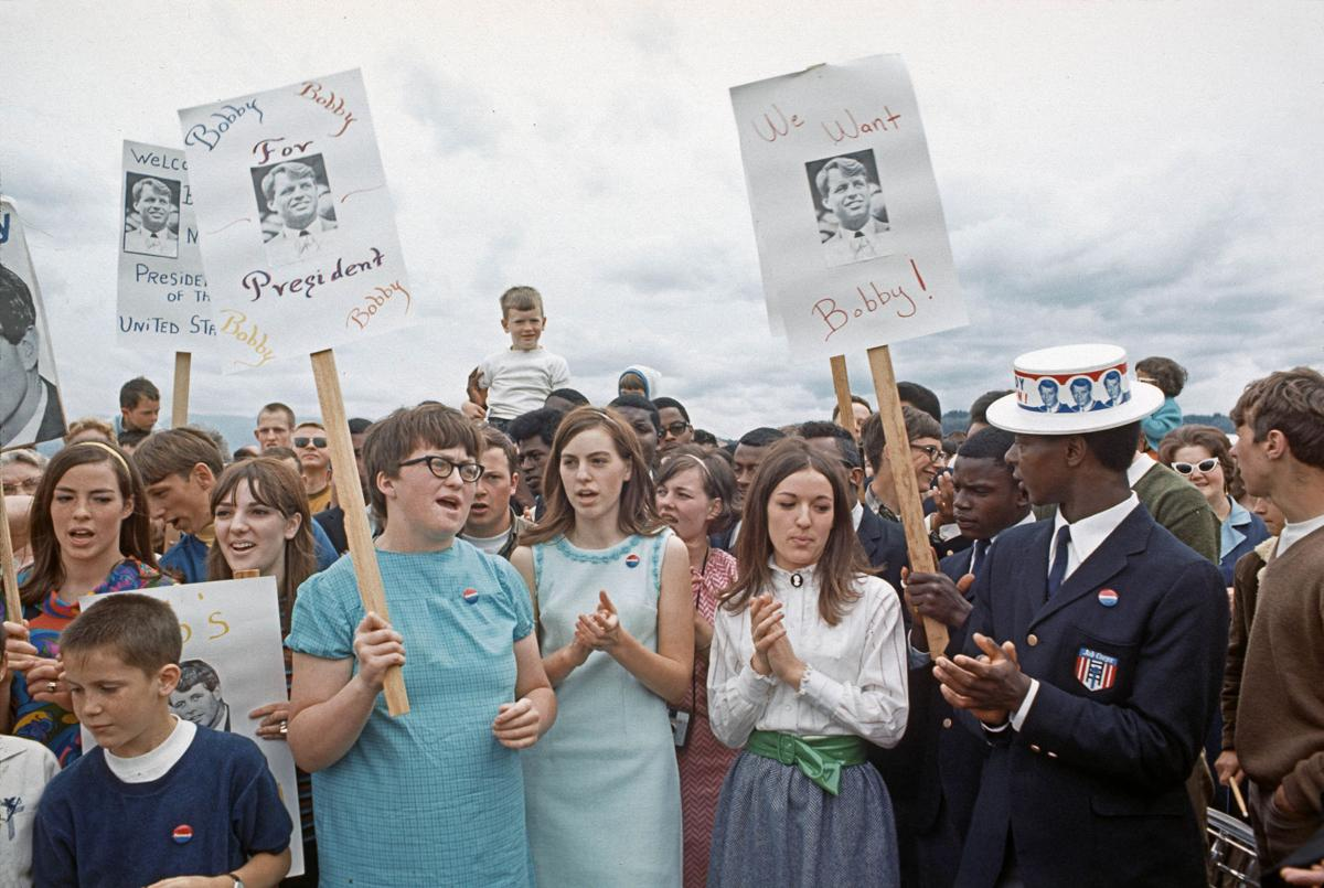 Looking back at Robert F. Kennedy's visit to Astoria