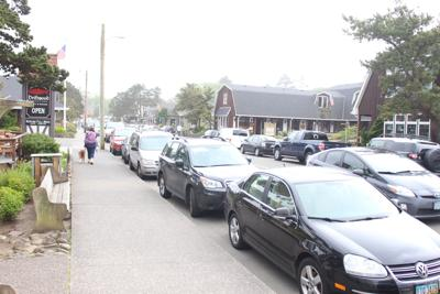 Timed parking delayed in Cannon Beach