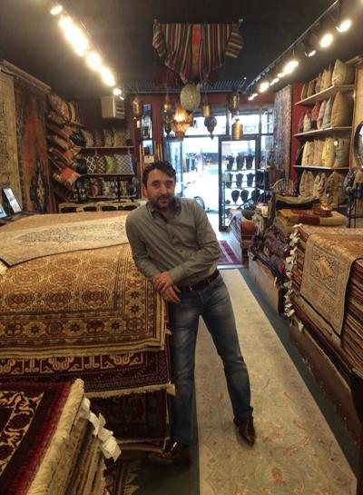 Turkish rug trunk show comes to Cannon Beach