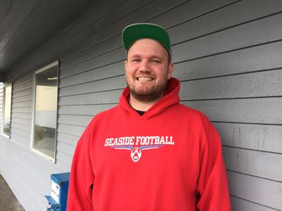Q&A with Cannon Beach's Brian Taylor
